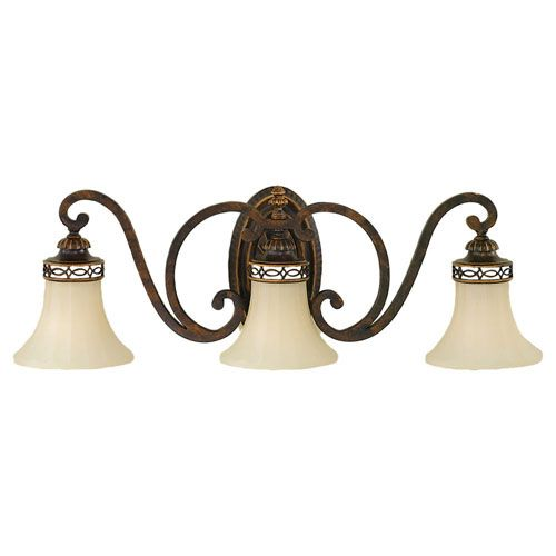 251 First Belmont Three Light Bath Fixture Walnut Brown Traditional Bellacor Bathroom Light Fixtures Vanity Lighting Light Fixtures