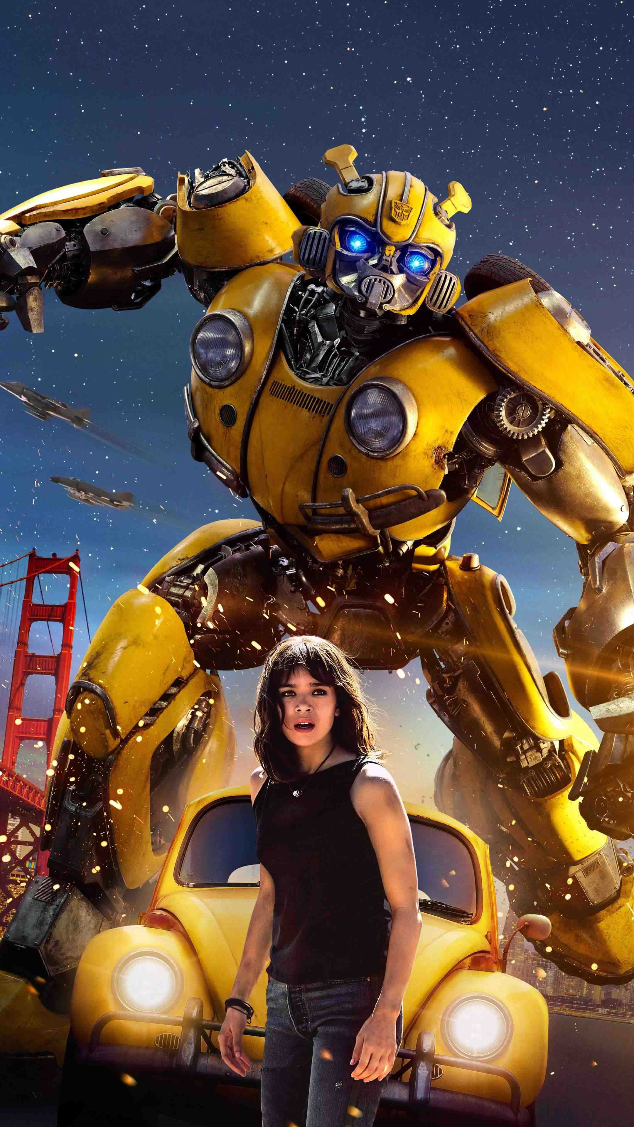 Bumblebee Wallpaper Transformers poster, Optimus prime