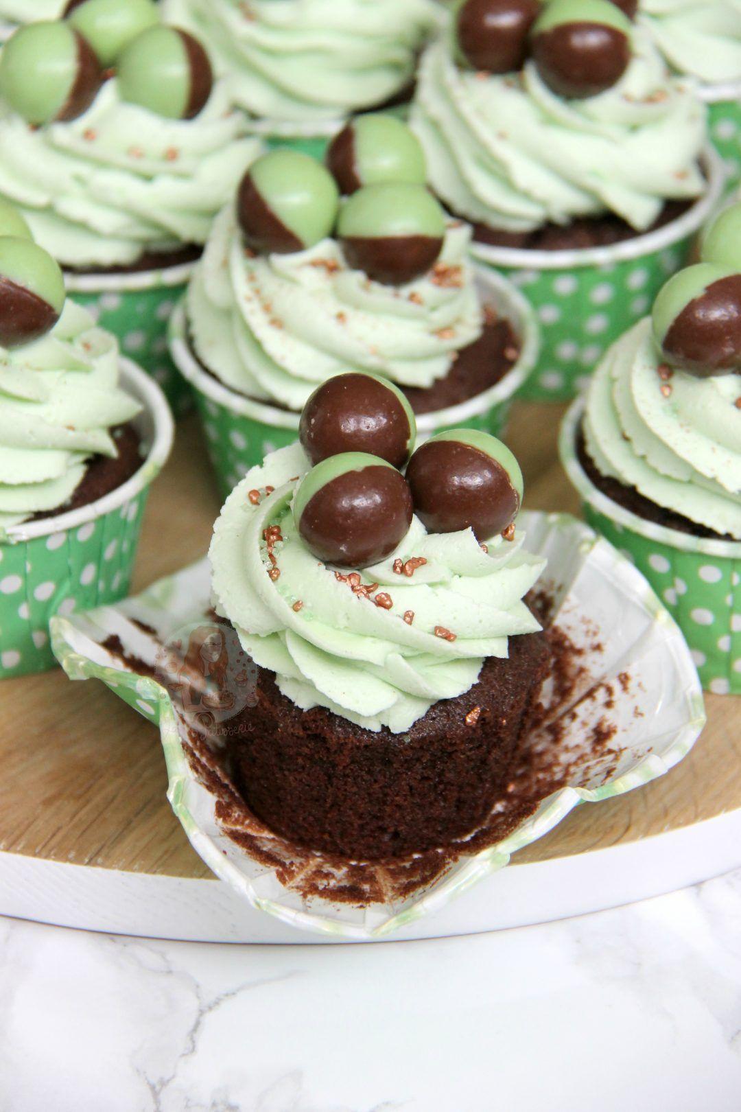 Mint Chocolate Cupcakes Chocolate Cupcakes Mint