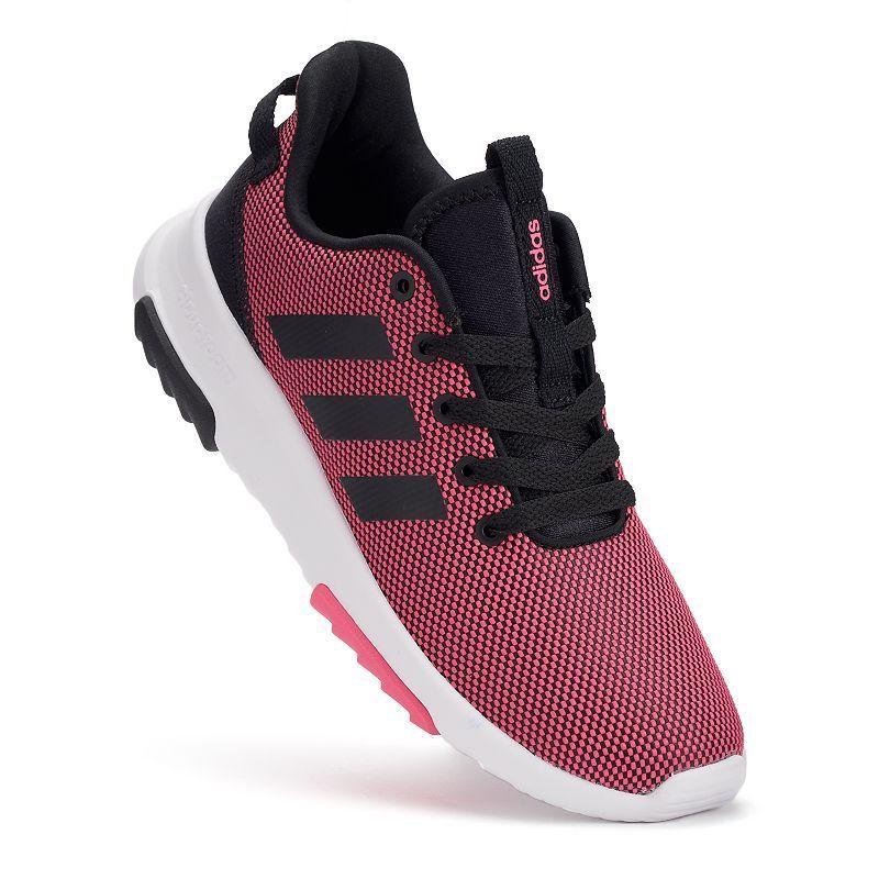 Adidas NEO Cloudfoam Racer TR Girls\u0027 Sneakers, Size: 6.5, ...