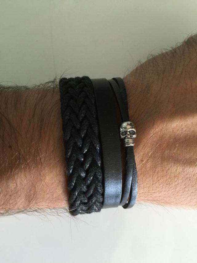 Bracelet manchette Solfège Bijoux ✨ pour hommes