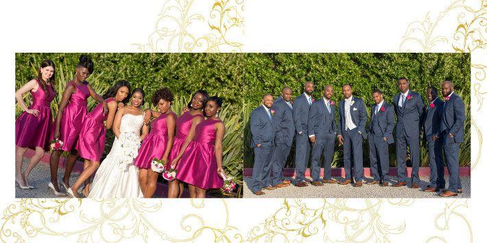 Palm Event Center - Wedding Photography - Kristen Beccia Photography