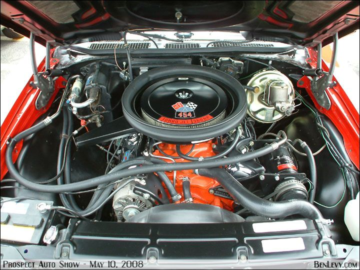 Chevy 454 Turbo Jet | Engines | Chevy, Car engine, Cars
