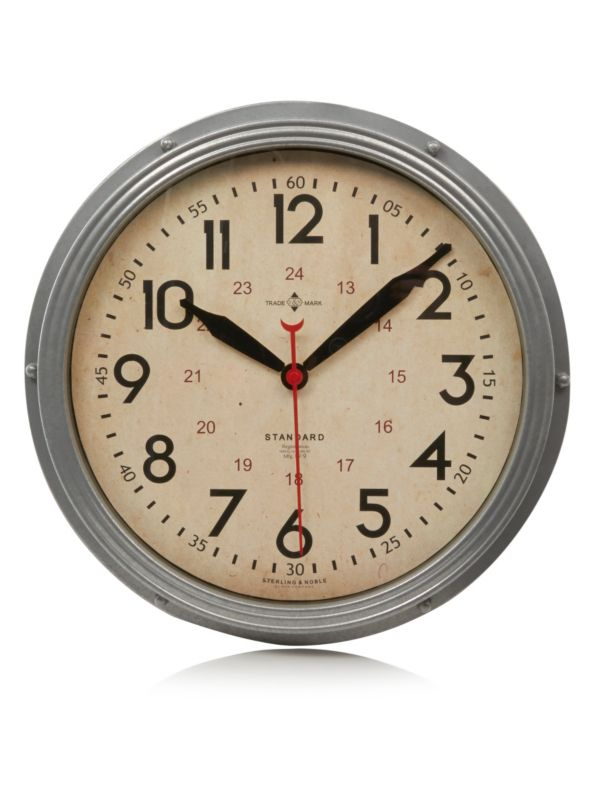 Pin By Victoria C On Kitchen George Home Wall Clock Clock