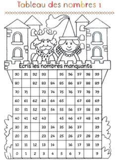 R Sultats Google Recherche D Images Correspondant Https S Media Cache Ak0 Pinimg Com 236x 20 73 0f 20730f5 Tableau Des Nombres Tableau De 100 Mathematiques