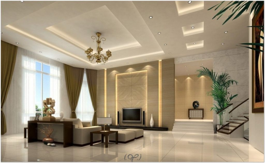 Ceiling Design For Living Room Enchanting 30 Latest False Ceiling Design For Rectangular Living Room 2018