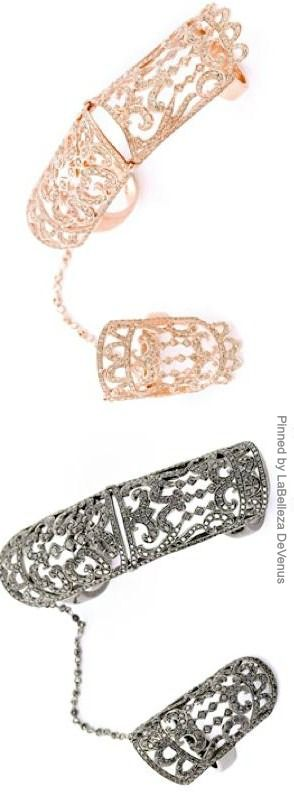 Noudar's Henna - Rings Collection | LBV ♥✤