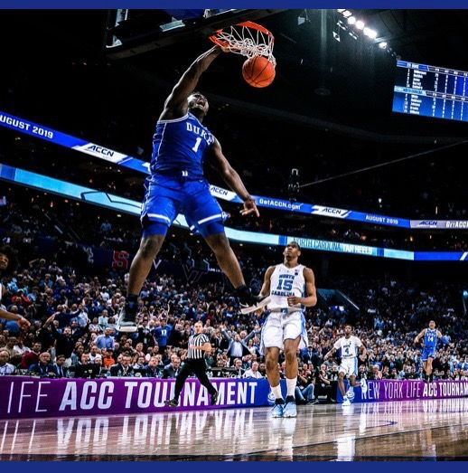 Zion Williamson Basketball skills, Basketball wallpaper
