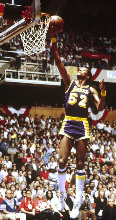 2df92b61ee4 Jamaal Wilkes, SF/PF, Golden State Warriors, Los Angeles Lakers and Los  Angeles Clippers