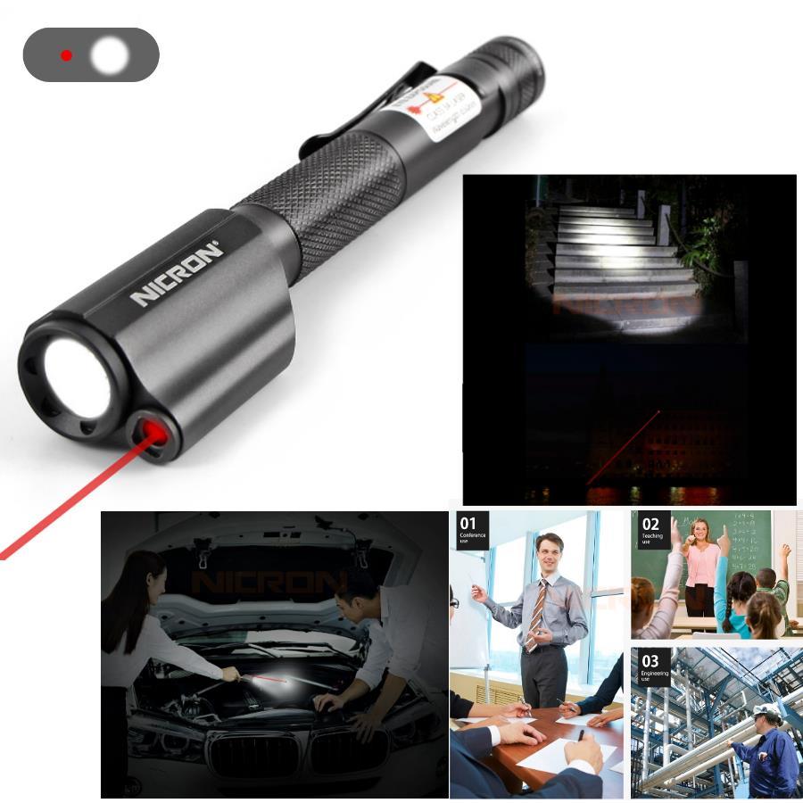 Px20 Flashlight Led Flashlight Red Led