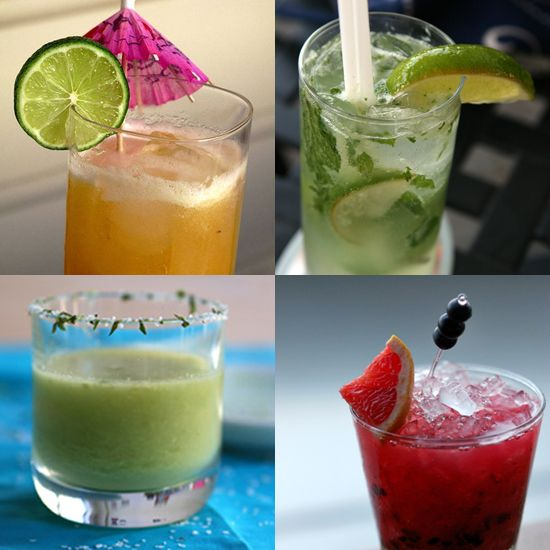 9 Summer Cocktails Under 200 Calories