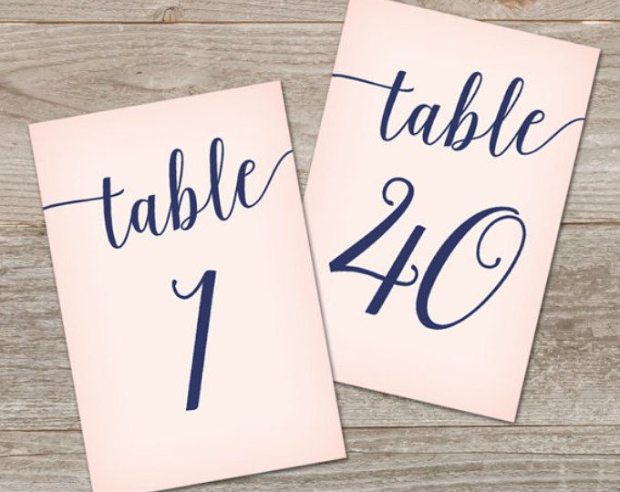bella table numbers spelled out add a romantic touch to your