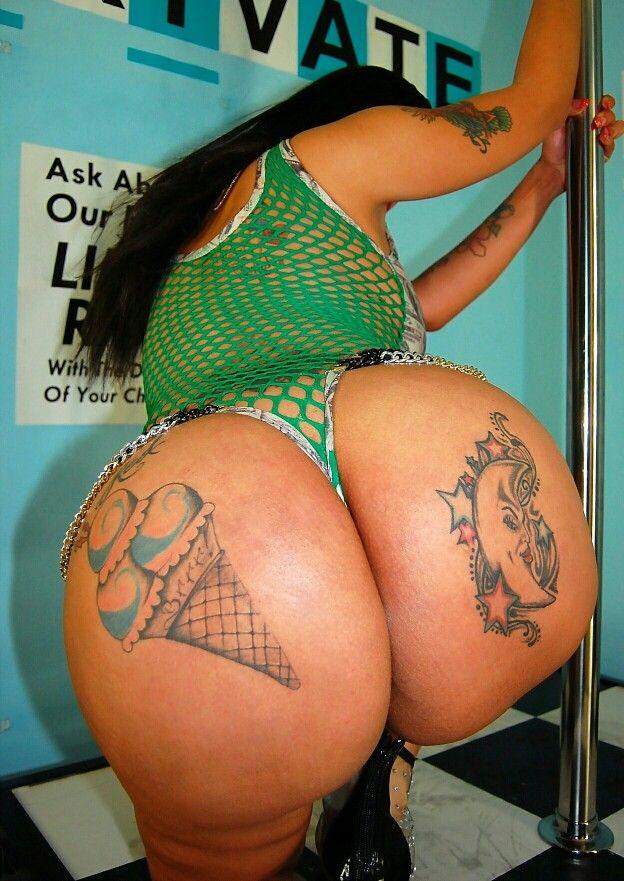Nona malone big ass