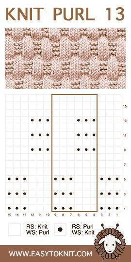 Photo of Knit Purl 13: Basketweave – Einfach zu stricken – Handwerk – Stricken anleitunge…