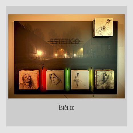 ESTETICO. YENY CASANUEVA Y ALEJANDRO GONZÁLEZ. PROYECTO PROCESUAL ART.