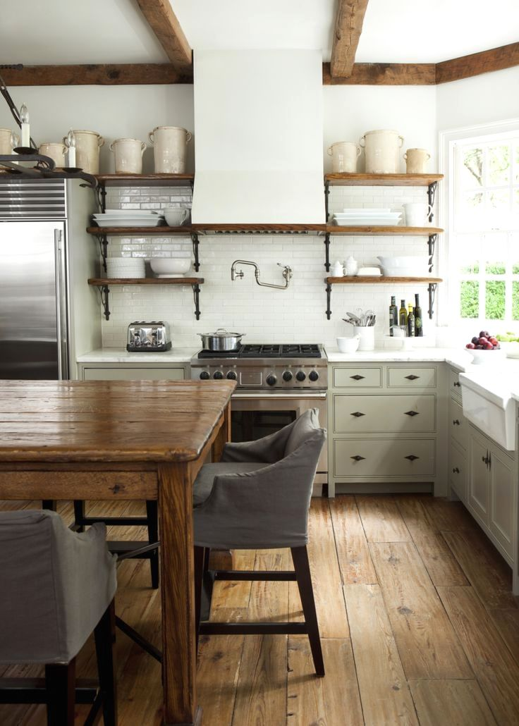 Design Your Own Kitchen: Simple Kitchen Style And Decor Tips