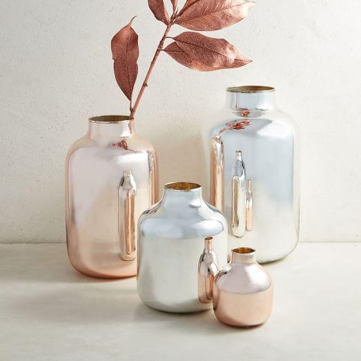 Pastel Mirror Vases | west elm