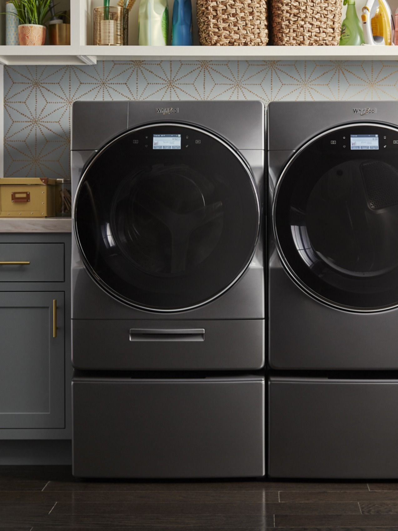 Every Laundry Room Needs These 12 Pretty & Practical