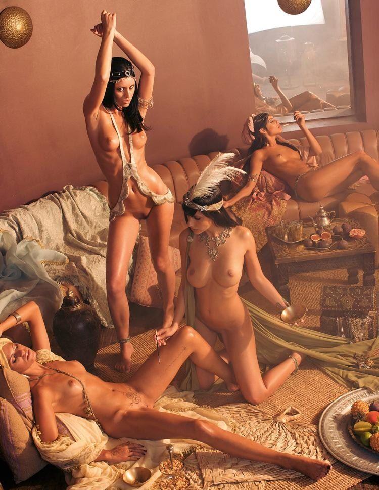 Fantasy sex slave