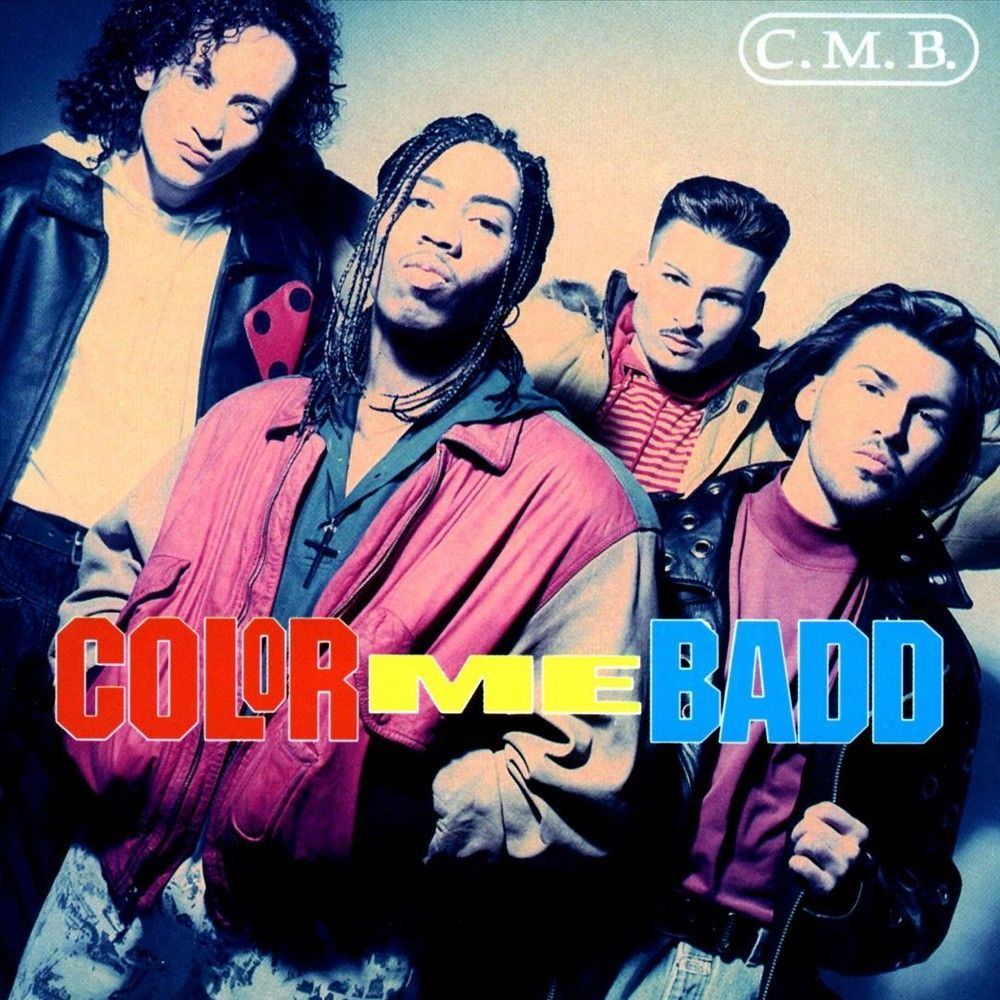 Color Me Badd - C.M.B. (CD) | Products | Pinterest