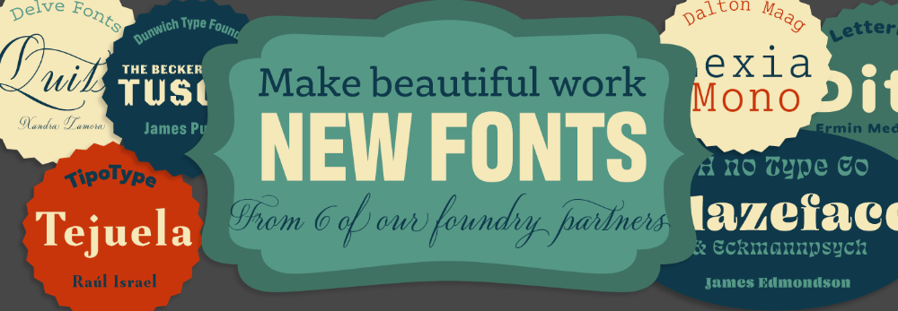Download Browse fonts in the Personality-Packed Fonts for Spring ...