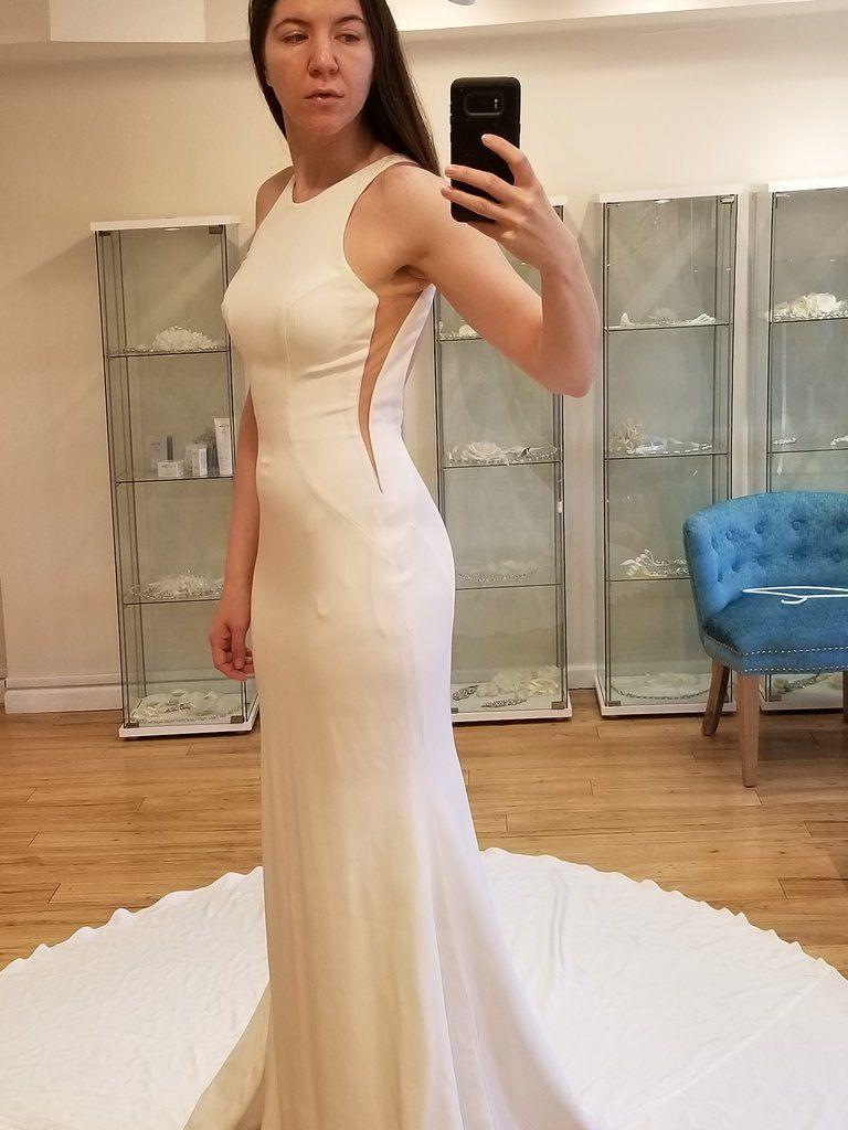 Size 8 wedding dress  Martina Liana uu  Wedding Dresses  Pinterest  Wedding dresses