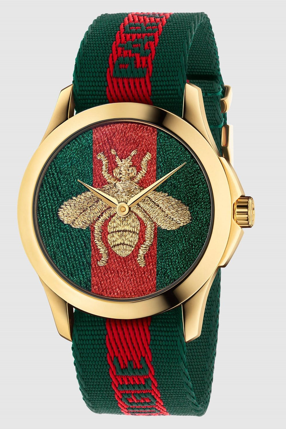 dials embroidery rubber releases watches watch animal dive with gucci for