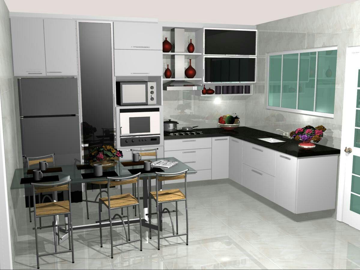 Captivating Linear, Kitchen Ideas, Kitchen Small, Kitchen Modern, House Template,  Trends, Furniture, Modern, Kitchens Good Ideas