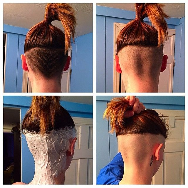 Instagram Photo By Undercutfeed 1 Followed Undercut Page Via Iconosquare Undercut Hairstyles Hair Styles Womens Hairstyles