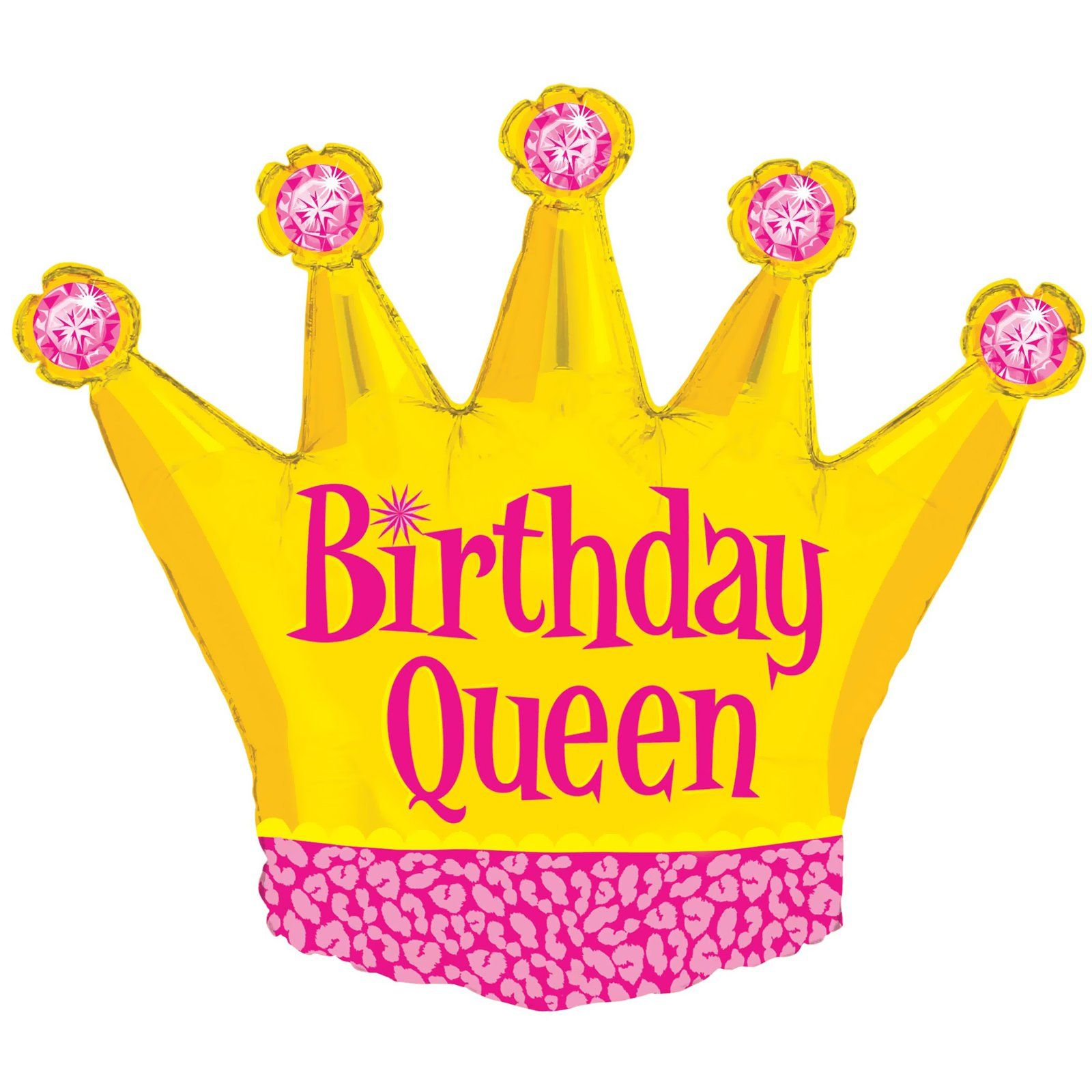 Birthday queen happy wishes pinterest