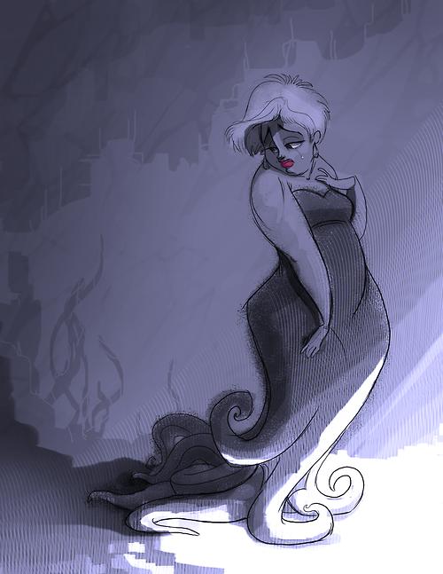 48+ Ursula backstory info