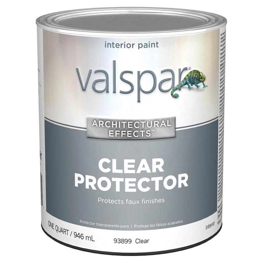 Valspar Cabinet Enamel Semi Gloss Latex Paint Actual Net Contents 31 Fl Oz At Lowes