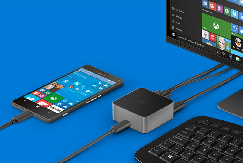 Microsoft's new Display Dock transforms your Windows 10