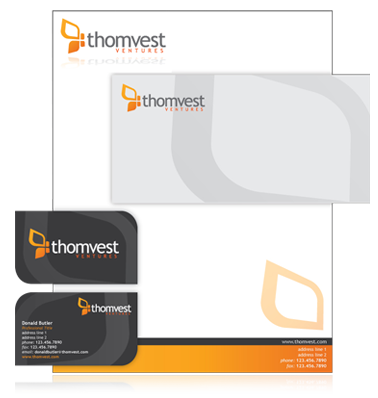 custom business stationery services professional business