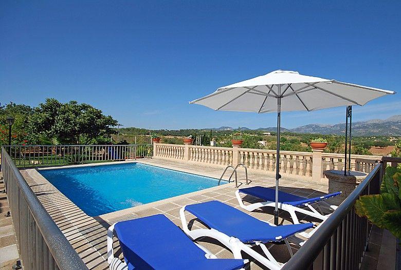Finca Mallorca Alcudia 3 Schlafzimmer Klima Heizung