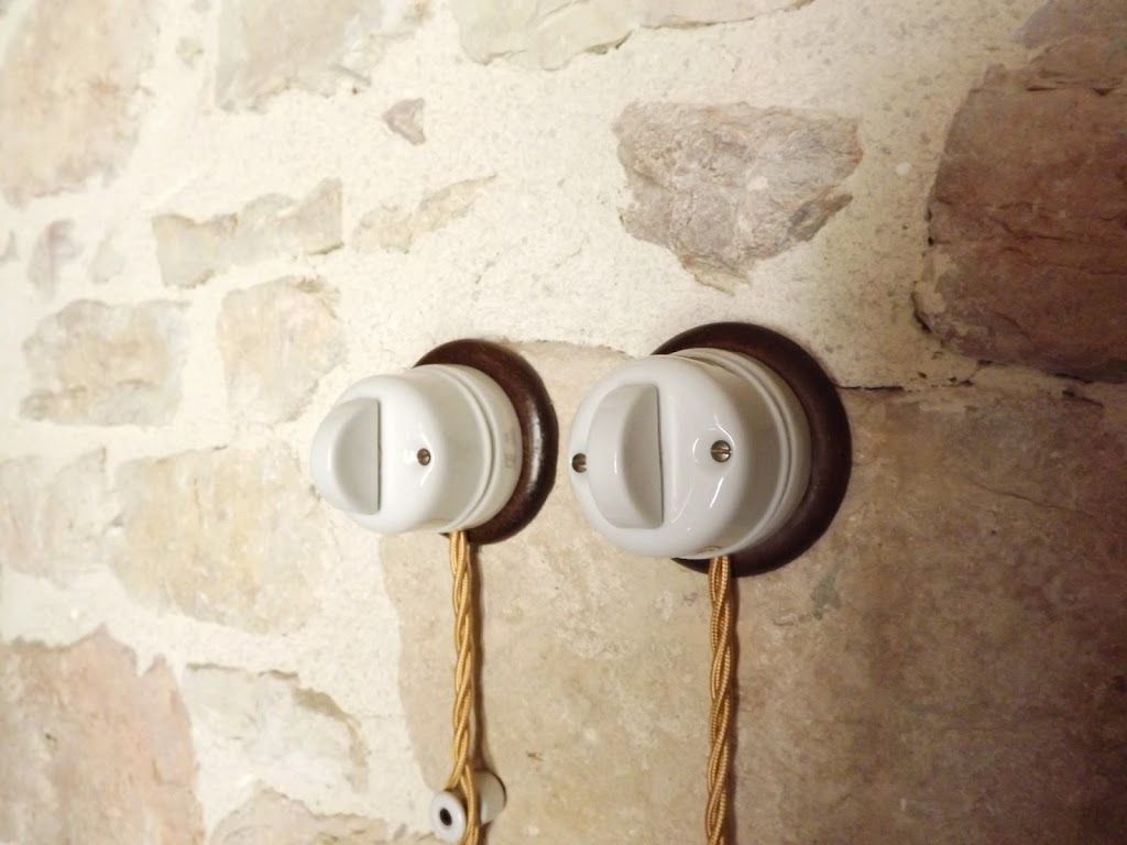 cavi elettrici decorativi - Cerca con Google  illuminazione  Pinterest  Georgian house, Cable ...