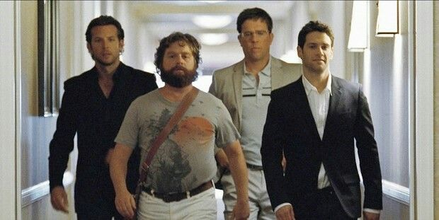 The Hangover Who Let The Dogs Out Com Imagens Filmes