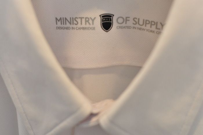 Ministry of Supply: The Future of Dress Shirts. by Ministry of Supply — Kickstarter