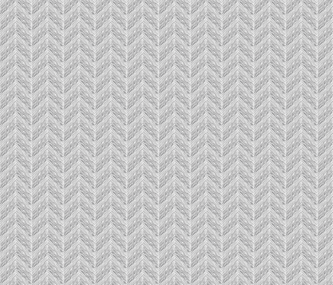 fabric, upholstery, patterns, quilting fabric, wallpaper, wrapping paper - Crayon Chevron Aqua Grey Colorway fabric by wickedrefined on Spoonflower