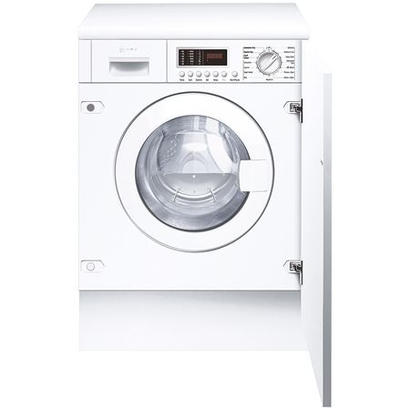 Neff V6540x1gb Integrated Washer Dryer Integrated Washer Dryer Washer And Dryer Washers Dryers