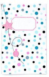 Notizheft Small Pocket türkis Dot on www.wirliebenrie.de