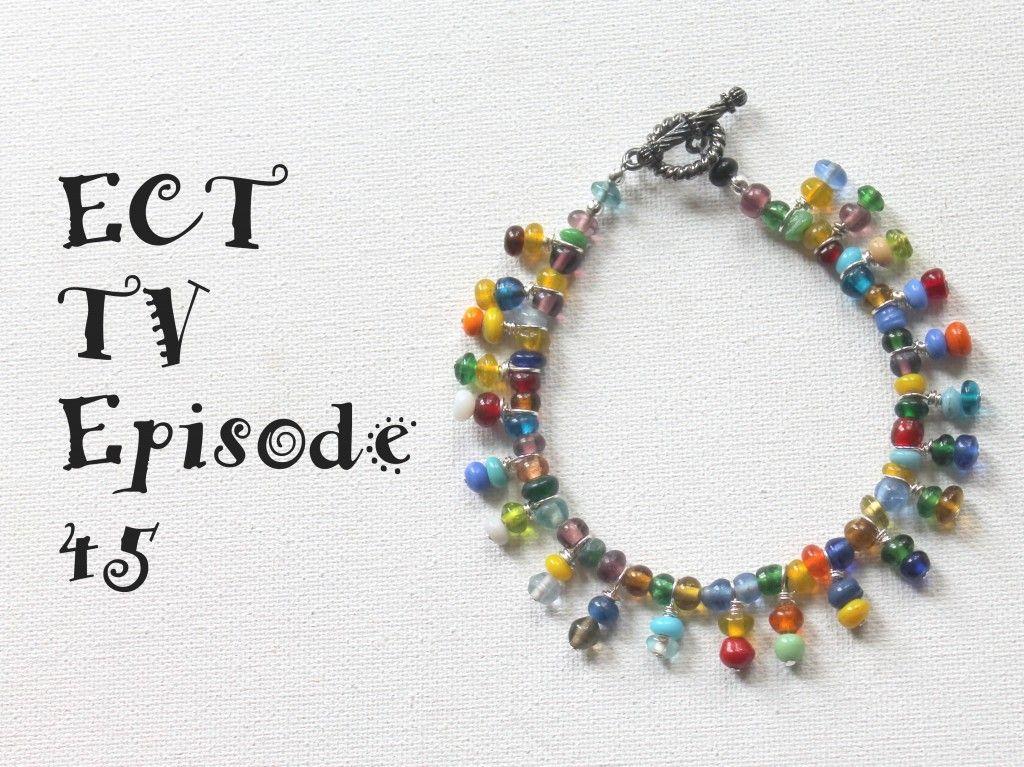 ECT TV Episode 45: Bead Dangle Bracelet-KimberlyKohler.com In the ...