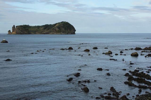 Ilhéu de Vila Franca - Azores