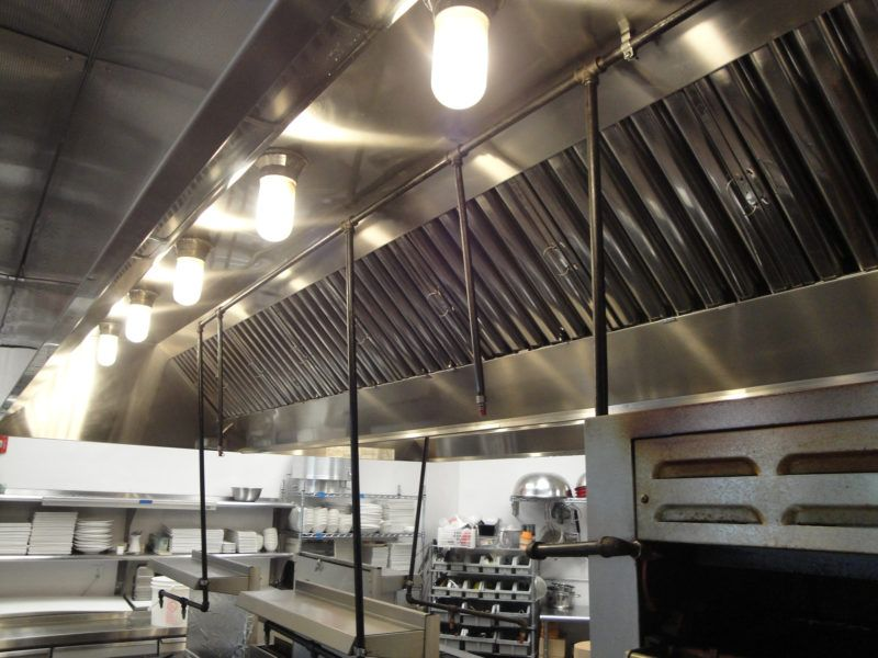 Commercial Kitchen Hood Cleaning | Kitchen hoods, Commercial kitchen ...