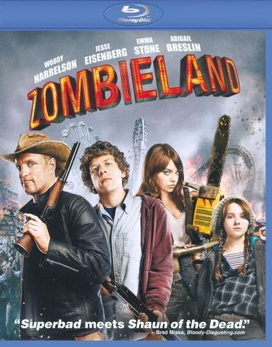 Zombieland [Blu-ray] [2009] #bluray