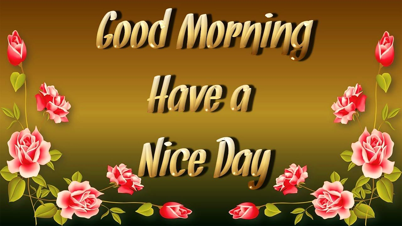Good Morning Wishing Picture Message Available For Free Download