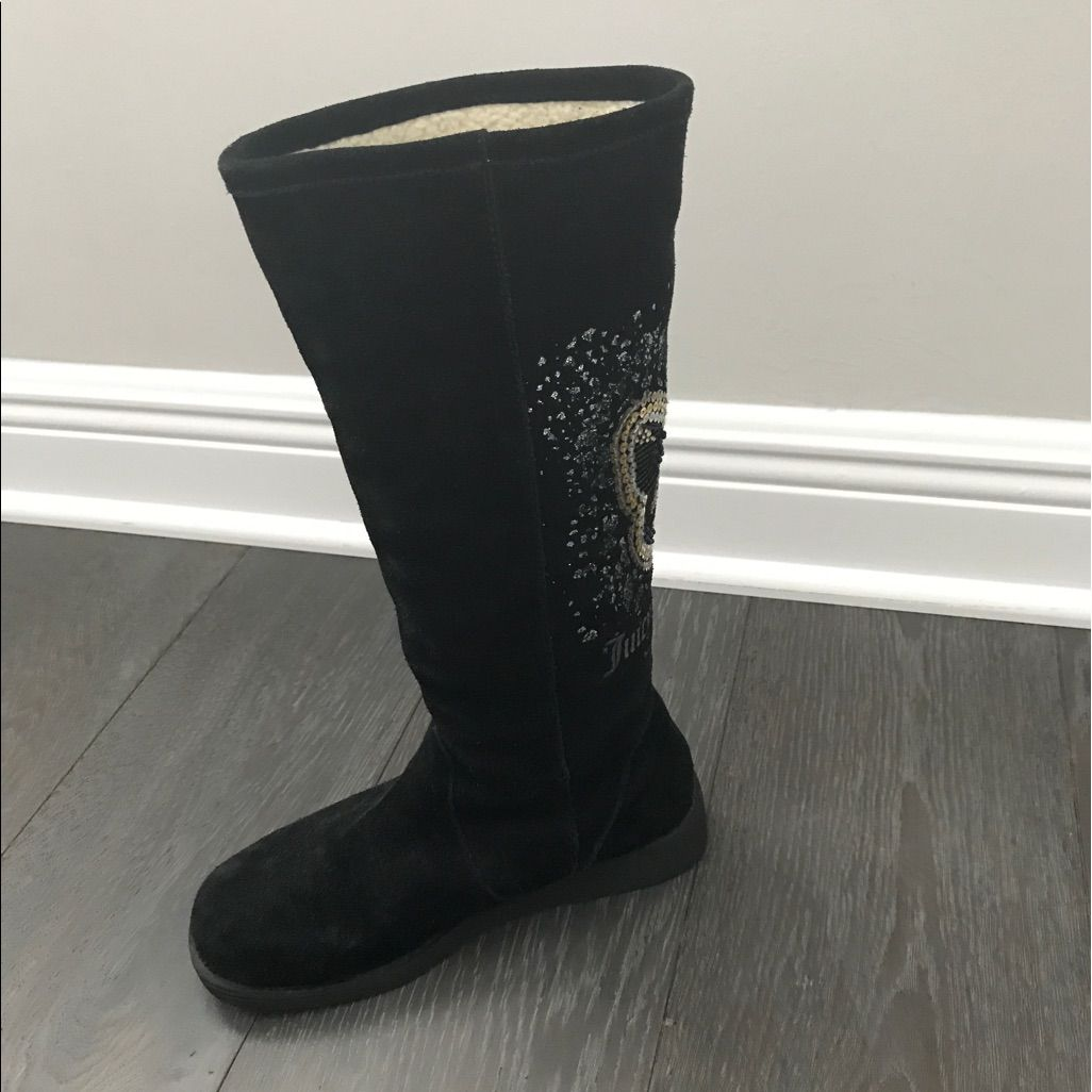 Juicy Couture Boots. Size:7
