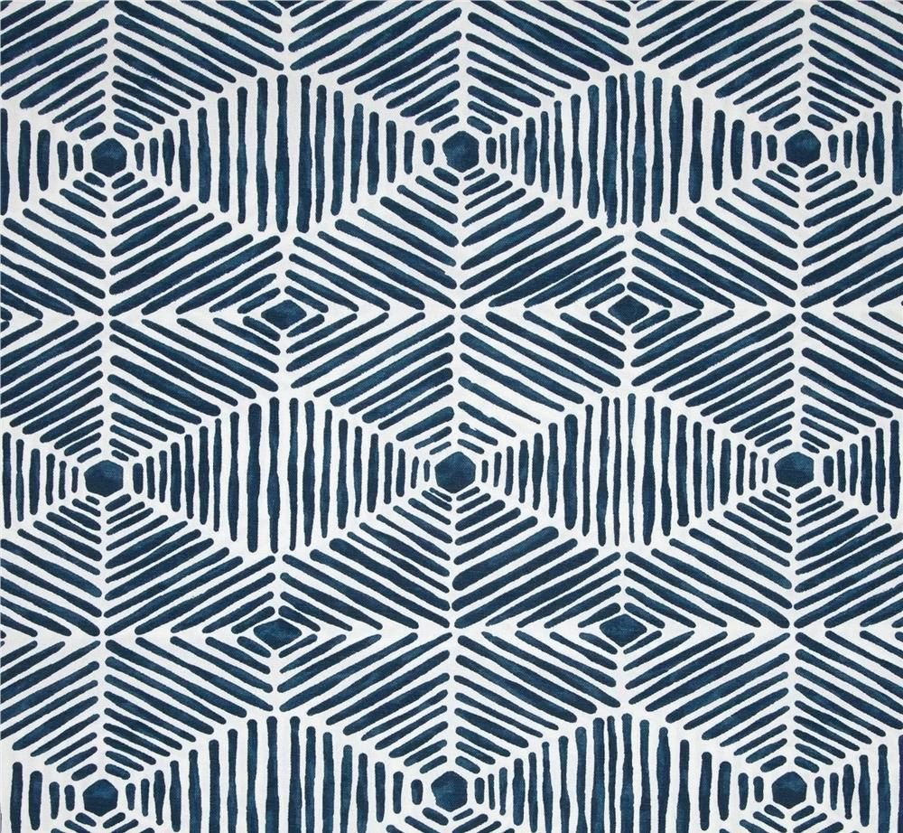 Tribal Thatch Navy Blue Indoor Outdoor Fabric by the Yard, Tropical Nautical Outdoor Fabric, Navy Blue Pillow Fabric Curtains Crafts S138 by CottonCircle on Etsy https://www.etsy.com/listing/235376068/tribal-thatch-navy-blue-indoor-outdoor