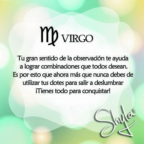 Resultado De Imagen Para Frases De Virgo Frases De Virgo Virgo Virgo Zodiaco