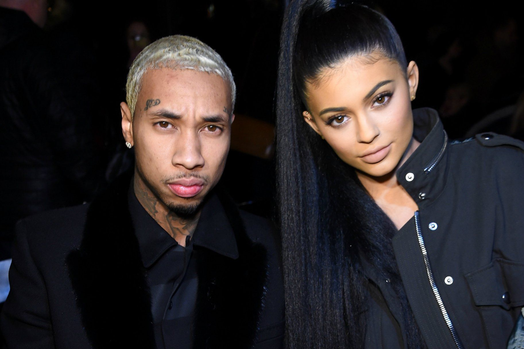 Tyga Disses Kylie Jenner And Travis Scott On Instagram By